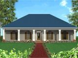 Hip Roof House Plans to Build Classic southern with A Hip Roof 2521dh Architectural