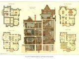Historic Home Floor Plans Enchanting 7 Historic House Plans Designs 17 Best Ideas