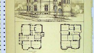 Historic Home Plan 10 Images About Antique House Plans On Pinterest Queen