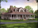Historic House Plans Wrap Around Porch the Images Collection Of Two Country Home Colonial Single