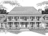 Historic southern Home Plans southern Plantation Home Plans Historic southern