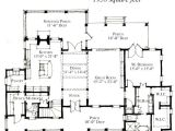 Historical Home Plans Country Historic House Plan 73864