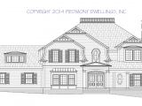 Historical Home Plans southern Living Historical House Plans Home Design and Style