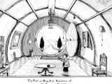 Hobbit Hole House Plans the Hall at Bag End J R R tolkien