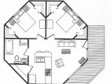Hogan Homes Floor Plans Octagon Cabin Plans