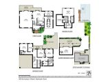 Holiday Homes Plans Balmain Waterfront Holiday House Floor Plans Sydney