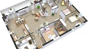 Home 3d Plan Home Plans 3d Roomsketcher
