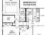 Home Addition Floor Plans Master Bedroom New Master Suite Brb09 5175 the House Designers