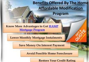 Home Affordable Modification Plan Home Affordable Modification Program Guidelines Avie Home