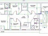 Home and Auto Plan 3d House Design Drawing 3 Bedroom 2 Storey Perspective
