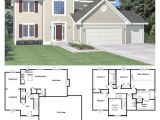 Home and Income House Plans Luxury 4 Bedroom 2 Story House Floor Plans New Home