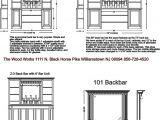 Home Back Bar Plans Back Bar Designs for Your Home