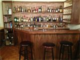 Home Back Bar Plans Home Bar Built by A Professional Bartender Takes Diying to