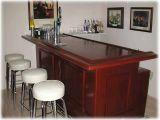 Home Bar Design Plans Free Straight Home Bar Plans
