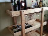 Home Bar Plans Diy the Nifty Nest Diy Bar Cart