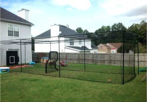 Home Batting Cage Plans Home Batting Cage Plans Outdoor Batting Cages Backyard