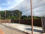 Home Batting Cage Plans How to Build A Backyard Batting Cage Outdoor Goods