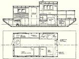 Home Boat Building Plans Shanty Boat Boat Builder Porn
