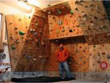 Home Bouldering Wall Plans Diy Rock Climbing Wall for Under 100 Garage Gym Reviews