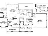 Home Building Floor Plans Ranch House Plans Alpine 30 043 associated Designs