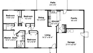 Home Building Floor Plans Ranch House Plans Weston 30 085 associated Designs