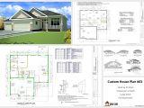 Home Building Plans Free Autocad House Plans Building Plans Online 77970