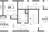 Home Building Plans Free Downloads Thomaston 3152 4 Bedrooms and 3 Baths the House Designers