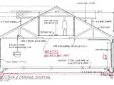 Home Building Plans Free One Car Garage Plans Free Free Garage Building Plans