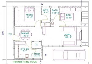 Home Building Plans Online House Plan north Facing Ravi Building Plans Online 57812
