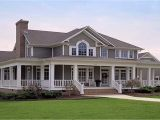 Home Building Plans with Wrap Around Porch Beauty Country Style House Plans with Wrap Around Porches