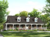 Home Building Plans with Wrap Around Porch Choosing Country House Plans with Wrap Around Porch