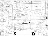Home Built Aircraft Plans Experimental Canard Article Plans October 1967 American