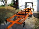 Home Built Bandsaw Mill Plans Home Built Portable Chainsaw Mill Homestead Pinterest