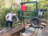 Home Built Bandsaw Mill Plans Homemade Bandsaw Mill by Bryguy22 Lumberjocks Com