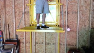 Home Built Elevator Plans Homemade Elevator Lift Plans Homemade Ftempo