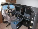 Home Built Flight Simulator Plans Diy Flight Simulator Cockpit Blueprint Plans and Panels