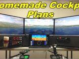 Home Built Flight Simulator Plans How to Build A Homemade Motion Flight Simulator Homemade