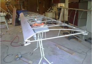 Home Built Glider Plans Brady butterfield 39 S Goat 4 Glider Kitplanes Newsline