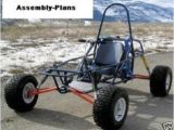 Home Built Go Kart Plans Dune Buggy Go Kart Cart assembly Plans How to Build