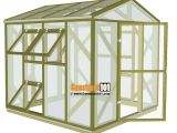Home Built Greenhouse Plans Greenhouse Plans 8 39 X8 39 Step by Step Plans Construct101