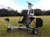 Home Built Gyrocopter Plans Reduced Bensen B8m Gyrocopter with Spare Engine Blades