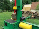 Home Built Log Splitter Plans 12 Homemade Log Splitters that Make Cutting Of Firewood