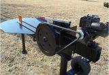 Home Built Log Splitter Plans Home Built Flywheel Log Splitter Inertia Log Splitter