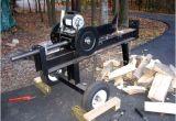 Home Built Log Splitter Plans Homemade Wood Splitter Plans Pdf Woodworking