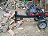 Home Built Log Splitter Plans More Homemade Wood Splitters Landscape Design Plans