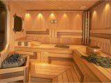 Home Built Sauna Plans 52 Dry Heat Home Sauna Designs Photos