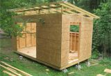 Home Built Shed Plans Diy Modern Shed Project Modern Wood Working and Backyard