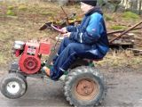 Home Built Tractor Plans Home Made Tractor Youtube