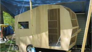 Home Built Trailer Plans 17 Best Images About Diy Camping Trailers On Pinterest