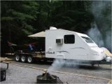 Home Built Travel Trailer Plans Camper On Flatbed Truck Lets See Your Trailers with